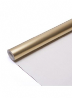 Metallic Gold Premier Display Paper Roll 5 Metre x 1218mm Super Wide